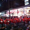Chinese New Year Parade at World Square Shopping Centre on Sunday evening
