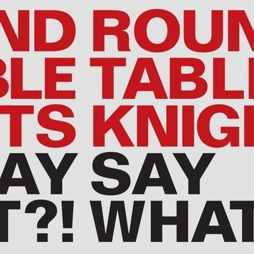 Round Table Knights feat. Ogris Debris - Say What (Struboskop Italopopcorn Remix)