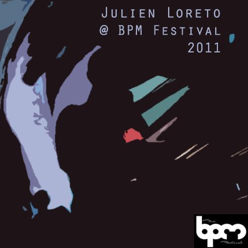 Julien Loreto - Live @ BPM Festival 2011, Mexico.