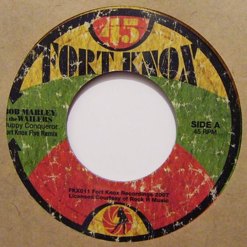 Bob Marley - Duppy Conqueror (Fort Knox Five Mix)