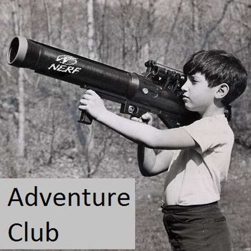 Kaboom - Adventure Club (Original) [Remastered]