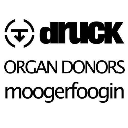 Organ Donors - moogerfoogin (dRUCK Records)