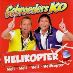 01 - Gebroeders KO - Helikopter (Radio Edit) - ISRC NLE871017001