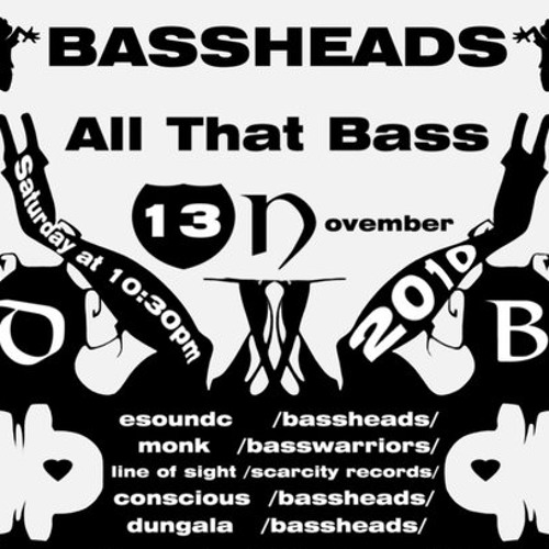 Line of Sight - Bassheads - All That Bass live