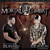 11 ESTAMOS SOLOS (RONALD EL KILLA & MORRON EL ACUAMAN) Portada del disco
