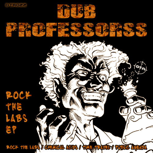 Dub Professors - Chemical Acids  --  (OUT NOW!!)