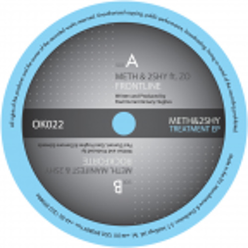 c) Meth & 2Shy - Not the One - OK22 Treatment EP