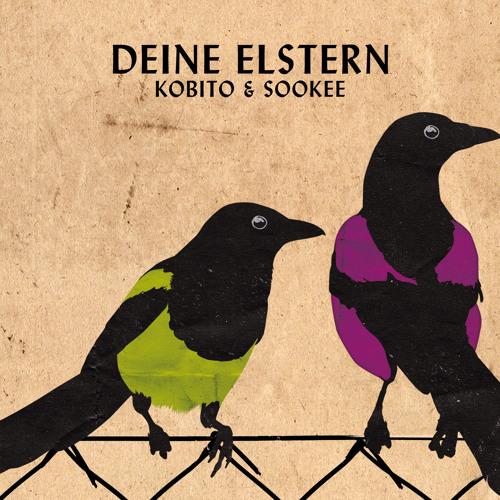 Sookee & Kobito /// Deine Elstern /// AUGEN ZU (RADIO EDIT)