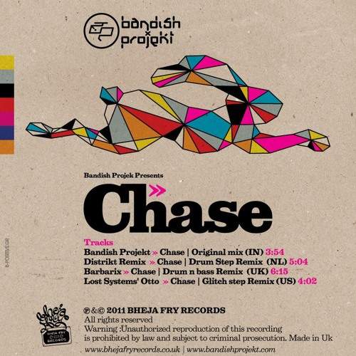 Barbarix - chase - Drum n Bass mix