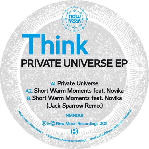 Think feat Novika - Short Warm Moments (Jack Sparrow Remix)