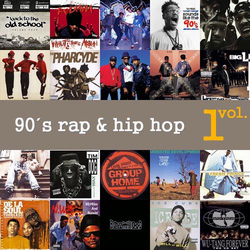 90´s Rap & HipHop Mix vol. 1