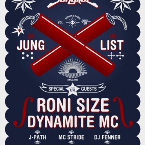 DJ Fenner - Bangerz & Classics! (Roni Size & MC Dynamite 2009 Support Mix)