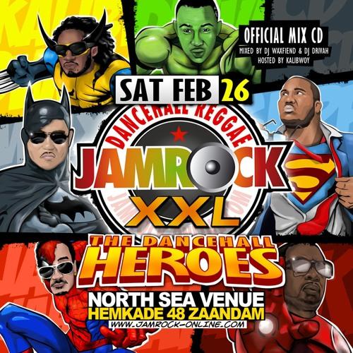 Jamrock XXL Feb2011 MixCD