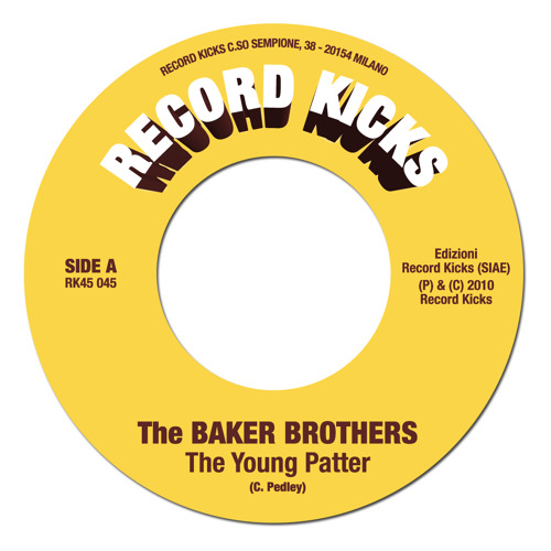 THE BAKER BROTHERS - The Young Patter