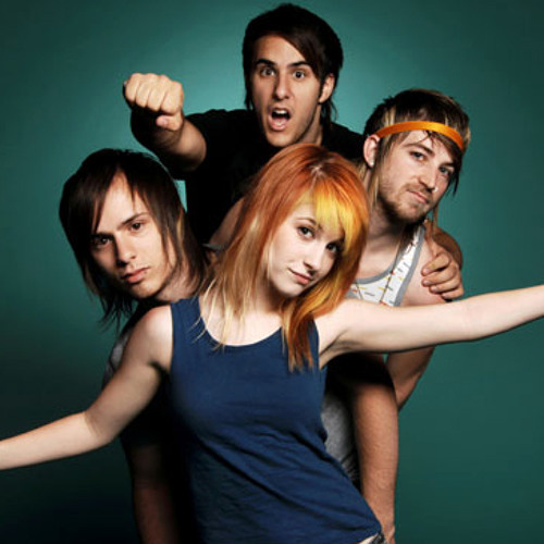 Paramore- In the Mourning