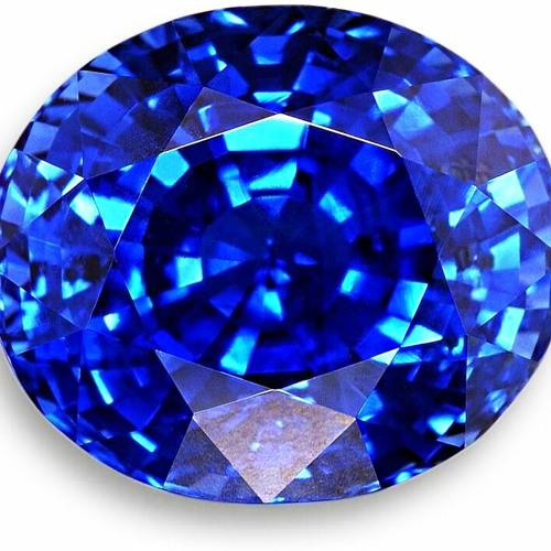 Opus Integra - blue sapphire