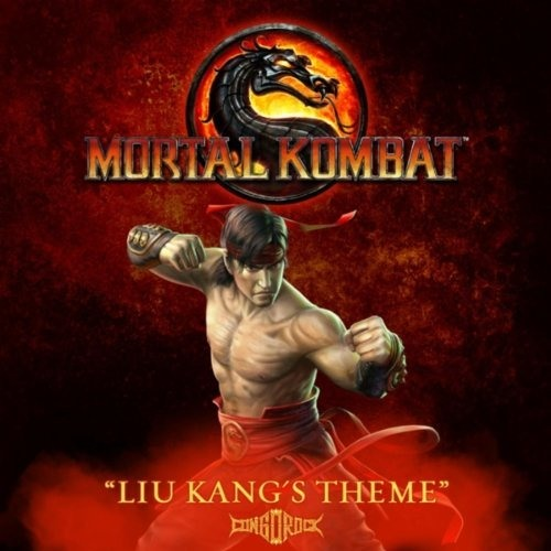 Mortal Kombat 9 - Liu Kang's Theme