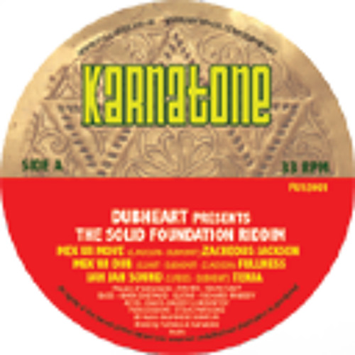 Solid foundation riddim clips mix - fu12001 - Karnatone records