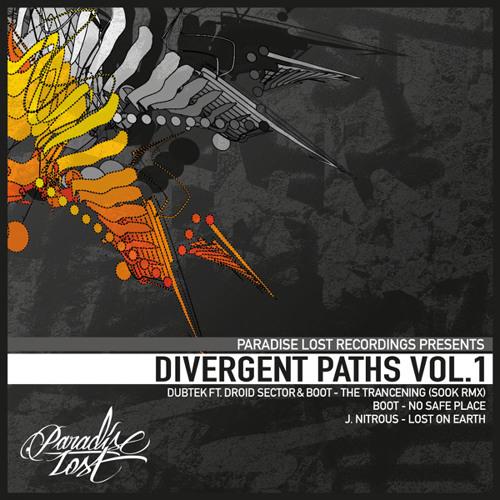 [PL013] _ Dubtek, Droid Sector & Boot - The Trancening - Sook Remix  [Divergent Paths Vol.1]