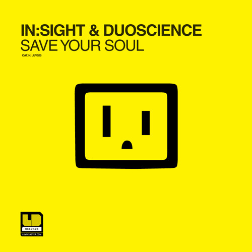 In:sight & DuoScience - Back & Forth (Original Mix) - LUV025