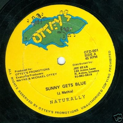 Naturally - sunny gets blue