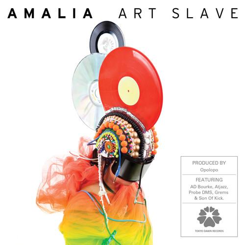 Amalia - All The Funk I Need (Atjazz Love Soul Remix) (Album Preview)