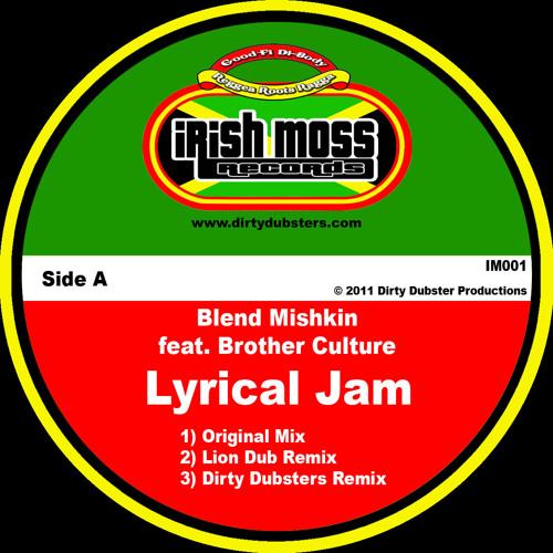 Blend Mishkin feat. Brother Culture -  Lyrical Jam (Original mix)