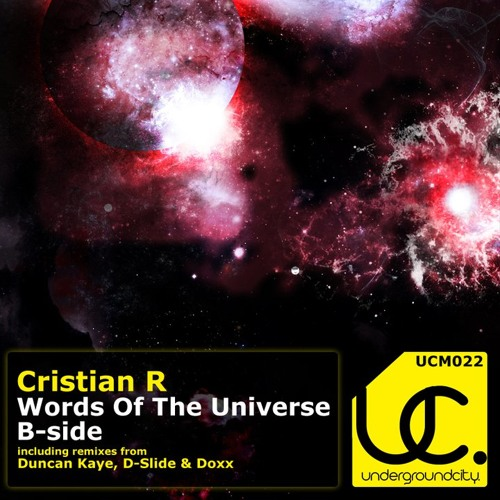 CristianR - Words Of The Universe (Duncan Kaye Remix)