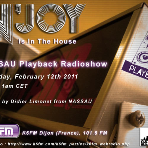 NASSAU Playback Radioshow on K6FM (February 2011)