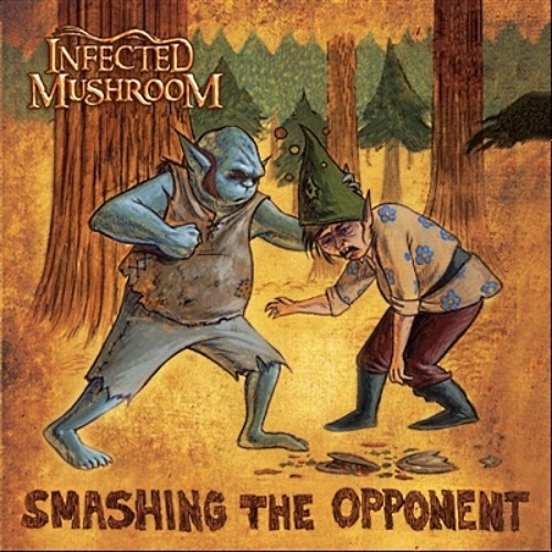 Infected Mushroom - smashing the opponent (Opus Integra official remix)