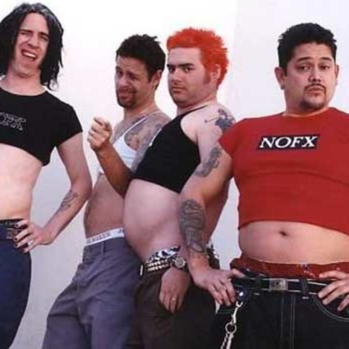 NOFX - It's My Job To Keep Punk Rock Elite ( Controls Remix )