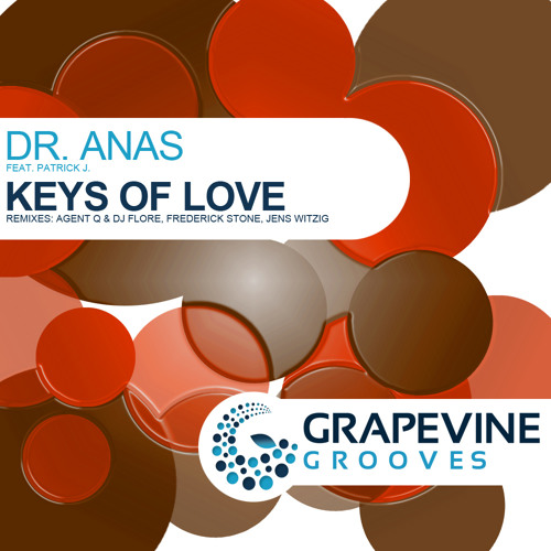 Dr. Anas - Keys of Love feat Patrick J (Jens Witzig Remix) OUT NOW