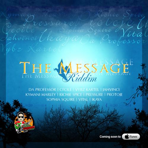 The Message Riddim 2011 Selecta OP4L Mix (1)