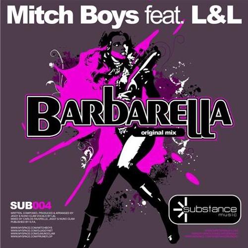 MITCH BOYS- BARBARELLA (ERIC HARARY UNRELEASED 2010 REMIX)