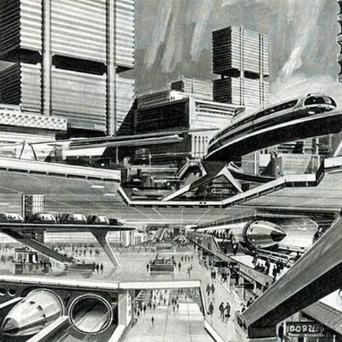 Synth-Pop - Retro Futurism & Computer Love