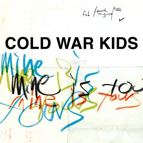 Cold War Kids - Finally Begin