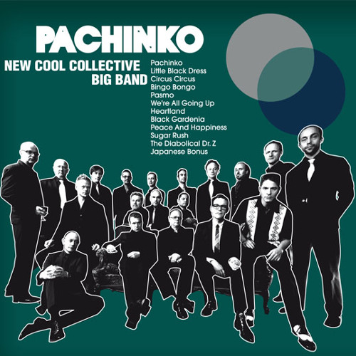 New Cool Collective Big Band - Japanese Bonus