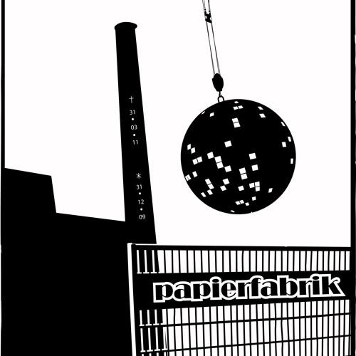 Marcel Janovsky - Goodbye Papierfabrik (DJ Mix)