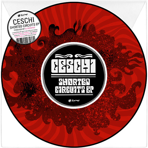 Ceschi - Shorted Circuits EP (prod. by DJ Scientist) (eqx-027)