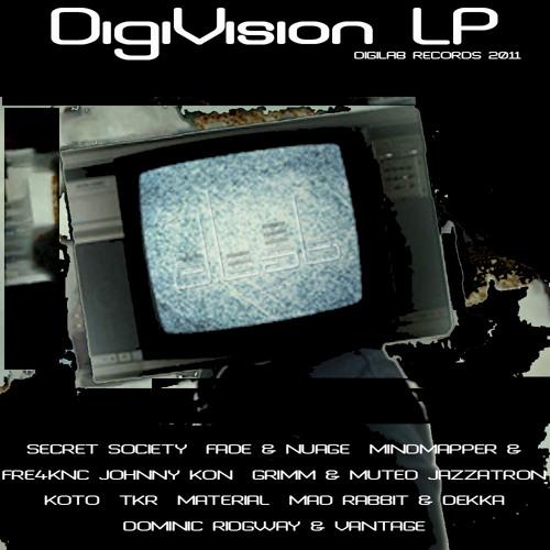 DL012 - BornBackwards - Grimm & Muted - DigiVision LP