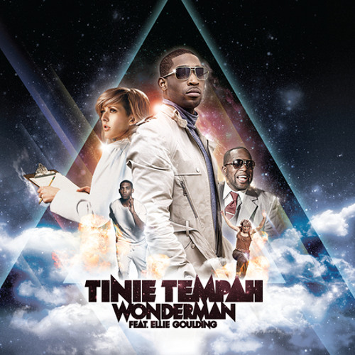 Tinie Tempah ft. Ellie Goulding - Wonderman (Bare Noize Remix)