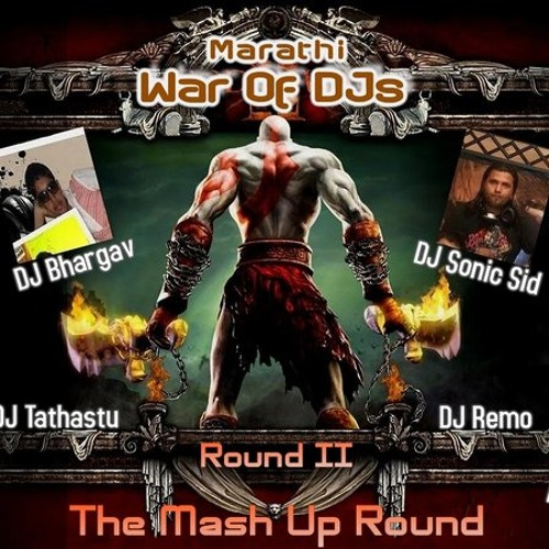 Apsara Aali Vs Zenda Mash Up Ft. O Raje & Vajle Ki Bara For Marathi War Of DJs 2010 - DJ Chetu