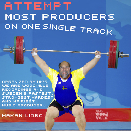 Hakan Lidbo - World Record Attempt - Drums (125BPM)