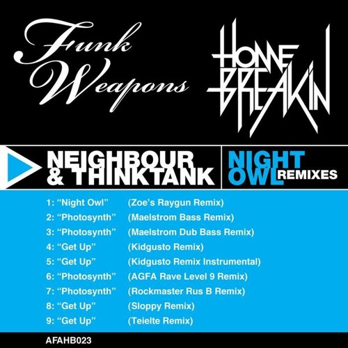 Neighbour  & Think Tank- Photosynth (Rock Master Rus B Remix)