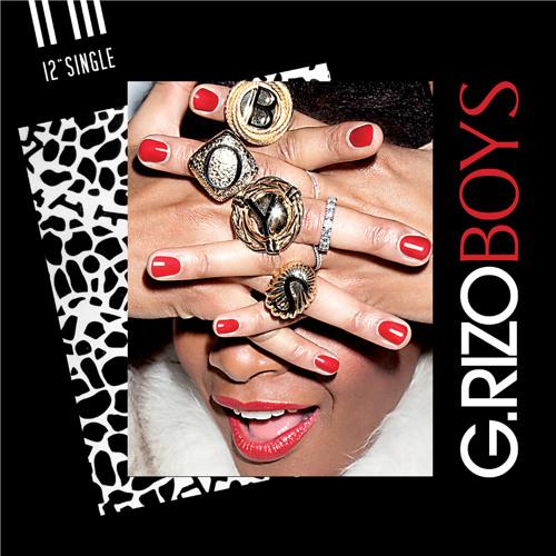 G.rizo - BOYS - 12inch & Remixes - Hezekina Pollutina