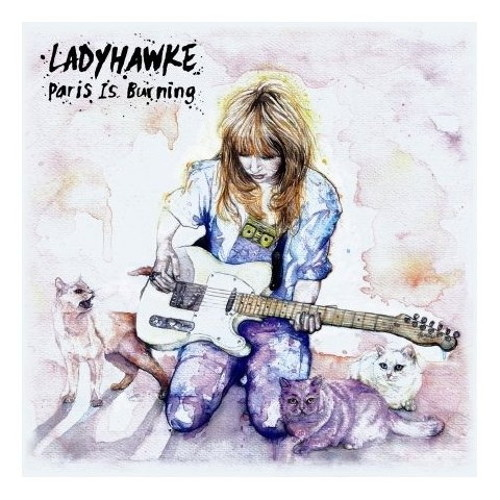 Ladyhawk - Paris is burning (Frenzy Mashup)