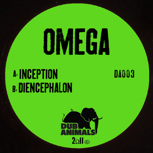 Inception - Omega | NEW 2 track EP entitled Inception