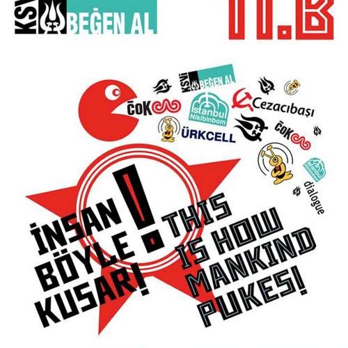 """GOZEL RADIO : BEĞENAL- BEGENAL BEĞENAL (2009) """"Memorial Pukes for Facebok -LikeLiker Kusmuk"""""""