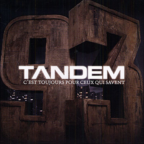 Tandem - Bienvenue Dans Notre Monde (Medeline Instrumental - 2005)