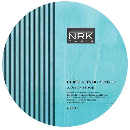 Chris Lattner - A Pair EP (NRK167) clips